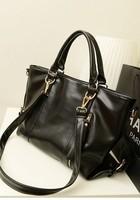 Ol handbag shoulder bag black bags fashion vintage bag