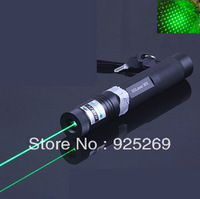 Limit to sell! Wholesale 303 Laser Pointer 5000 mW tune the focus match lockable green laser flashlight Pointer Pen Freeshipping