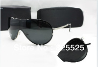Free shipping!2013 Fashion Vintage men polarized sunglasses new brand designer sunglass~~Super hotting