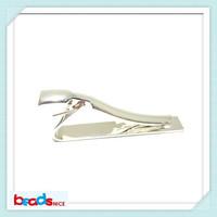 Beadsnice ID26736 elegant  Nickel-Free Lead-Safe tie bar with high quality  for fashion diy brass jewrlry design
