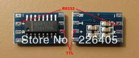 1X mini RS232 TTL Converter level translator Pegelwandler Adapter Module Board Serial transfer MAX3232CSE