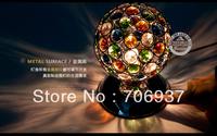 Noble 2013 New Crystal Modern Table Light  Dining Hall Light Bedroom Hall Light Restaurant Chandelier Lamp 130*200mm OEM