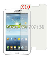 10xNew  Clear Screen Protector Guard  For Samsung Galaxy Tab 3  P3200 /P3210 7 inch Tablet PC,free shipping!!!