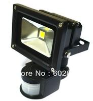 10w 20w 30w 50w 70w DC 12V 24V waterproof PIR Motion sensor Induction Sense lamp LED Flood Light Outdoor Lamp