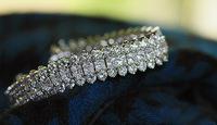 Valentine's top AAA zircon fashion luxury wedding banquet the bride elegant bracelet S - 05 Zircon bracelets