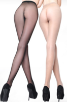 2 ! the thinnest quality second generation seamless silk oftoe full transparent pantyhose silk socks