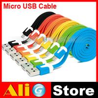 Micro USB Data Cable Charge Line For i9100 i9300 n7100 i9500 MP4 Digital Camera