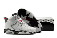 Wholesale Popular Trainers Retro 6 VI Men's Sports Basketball Shoes (white / cenment grey)