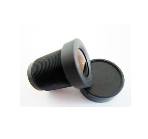 2.1mm 150 Degree Wide Angle CCTV Lens Camera IR Board Free shipping(China (Mainland))