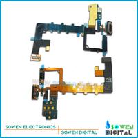 sensor on/off power switch headphone Flex Cable Ribbon for Motorola Droid X MT810 ME811,Free shipping,Original new