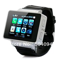 I3 Watch Cell Phone with Quad Band Single SIM 1.8 inch QVGA Touch Screen