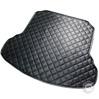 free shipping Subaru xv forester outback trunk mat leather pad