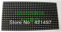 Free shipping!Wholsale  P10 semi-outdoor  white Color   LED display moudle