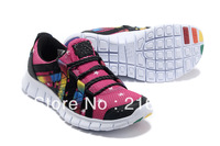 Shipping! 2014 high quality Star series women running shoes ultralight walking shoes,comfortable casual shoes size36-39