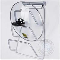 Space aluminum pot rack pot rack shelf kitchen supplies jarhead