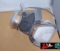 3m6200 6001 piece set mask painted formaldehyde