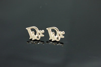 Cute Small Size Golden Style Letter D Earrings,Party Accessories,Holiday Gift MN-026