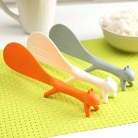 5pce/lot  Free shipping Min. order is $15 (mix order 2419 style squirrel vertical spoon table spoon