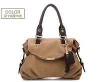Promotion!!! special offer [ Genuine Leather ] restore ancient inclined big bag women cowhide handbag,free shipping,UD110