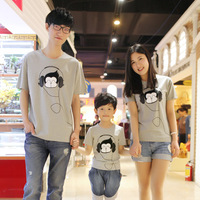 Family fashion summer family set clothers for a family of three clothes for mother and son family fashion summer 2013