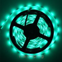 5M 3528 60 LEDs/1m LED Strip DC 12V 20W Red/Yellow/Blue/Green/White/Warm White Waterproof Strip Light free ship