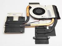 LAPTOP CPU HEATSINK AND FAN  for HP PAVILION DV6-6000 ORIGINAL NEW