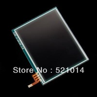 Free Shipping 100PCS/LOT NEW Touch Screen Replacement part For Nintendo DS LITE NDSL Wholesale