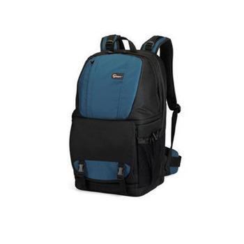 """(Blue) Lowepro Fastpack 250 Photo DSLR Camera Bag Digital SLR Backpack laptop 15.4"""" with All Weather Cover"""