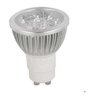 10PCS 5W GU10 LED Spotlight led lamp White bulb Lamp Spotlight AC85-265V 500lm Free Shipping