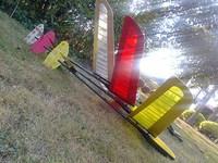 ARF Version  /  3Pcs /Lot   Wholesale  RC mini DLG glider plane
