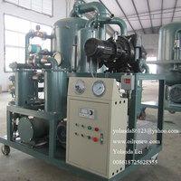 Vacuum Transformer Oil Purifier, Oil Strainer, Insulating Oil Filter Machine, Oil Treatment Machine