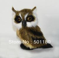 free shipping owl craft owl figurine owl charm