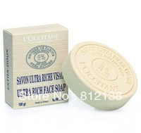 Free Shipping  100% guaranteed Low Price  ultra rich face soap 100g, 3pcs/lot , hot seeling, HS-A805