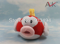 "5pcs/lot Super Mario Bros Plush Doll Soft Toy - Flying Fish 6"" Wholesale"