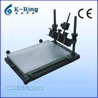 manual screen printing table KR300/240