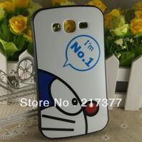 Cute Cartoon Animal Cat  Doraemon No.1 TPU Hard Silicone Back Cover Case For Samsung Galaxy Grand Duos i9082 Free Shipping