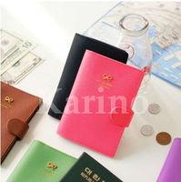 Free Shipping Wholesale New Organizer Multi Bag Traveling Handy Bag Passport Card Wallet,Bankbook Pocket