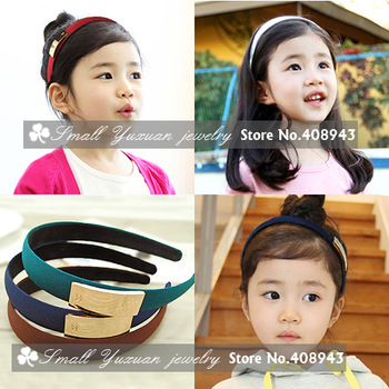 New Fashion design headwear 8color Headbands Cute Baby children kids hairbands gilr Hair accessories Free shipping 8Pcs/Lot 7138