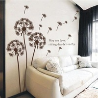 The third generation wall stickers tv wall stickers wallpaper dancingly d695  (With free shipping for $10)