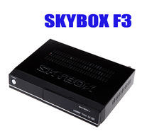 New arrival Skybox F3 Satellite Receiver Dual-Core CPU HD 1080p Support USB Wifi Cccam Newcam YouTube YouPorn Free shipping