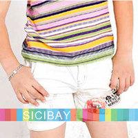 Fashion Cotton Hot Pants Kids Summer Wear Boy Short Pants,Casual Wear,Free Shipping K0837