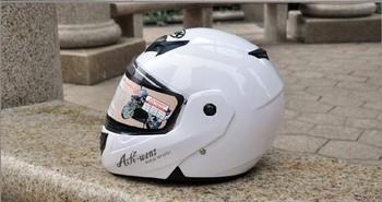 Free shipping Motorcycle helmet flip up helmet,full face helmet Every Rider Affordable AK-909A