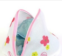 Min. order is $15 (mix order)  faced 5078 thickening underwear  wash bag foldable bra underwear laundry bag