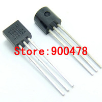 Free Shipping 100PCS/LOT DS18B20 18B20 TO-92 Temperature sensor New and Origianl DS18B20 TO92 DS18B20 18B20
