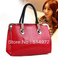Best Selling!!2013 new stylish ladies cow leather handbag women shoulder bag Messenger Bag Free Shipping