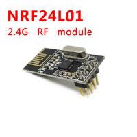 5pcs NRF24L01 2.4G wireless data transmission module the NRF24L01 upgrade version RF module