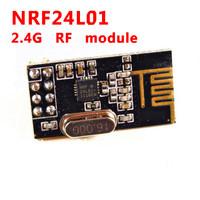 NRF24L01 2.4G wireless data transmission module the NRF24L01 upgrade version RF module