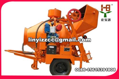Betoneira JZC350 a Diesel portátil betoneira(China (Mainland))