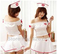 New Sexy Innocent split nurse uniform temptation role-playing game set