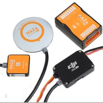 F05387 DJI Naza-M V2 Flight Controller Newest version 2.0 with GPS All-in-one Design + Free shipping